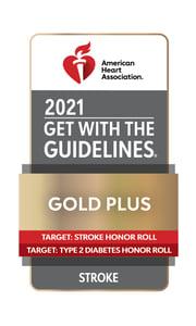 Kent-Hospital-Stroke-Gold-Plus-Award